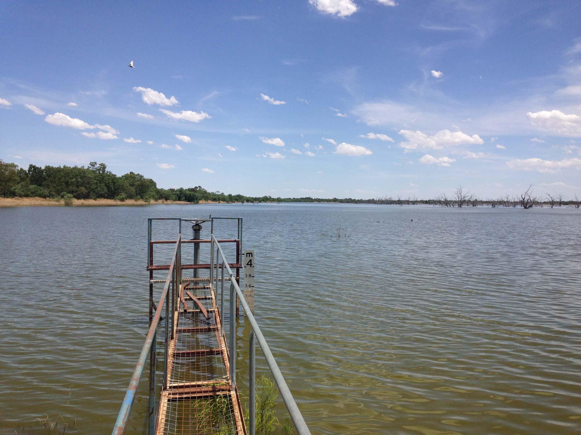 Buttabone Reservoir
