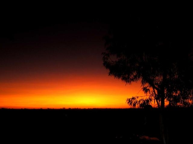 Clonagh sunset