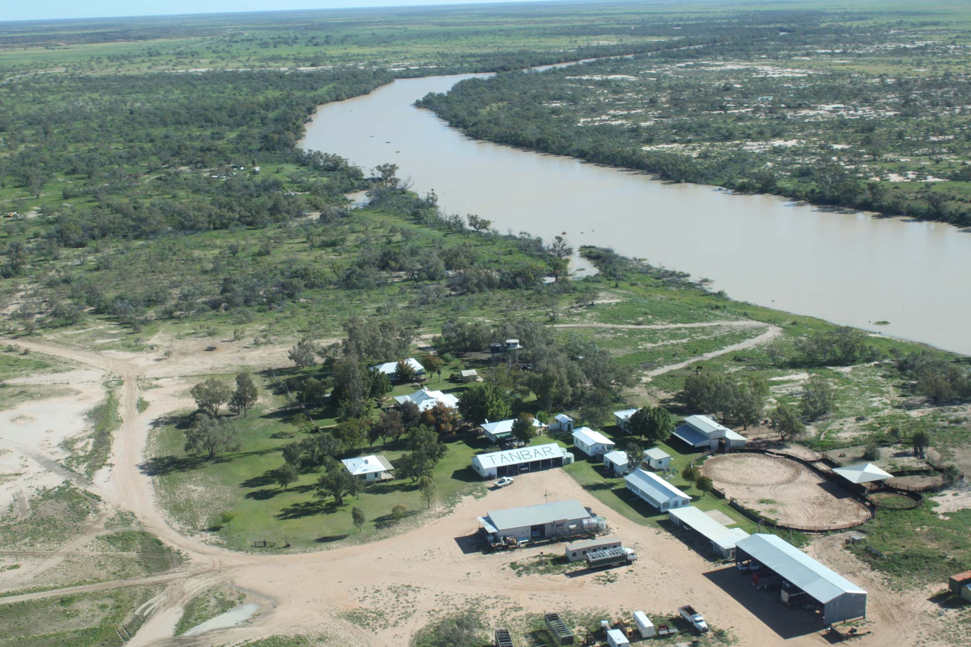 Tanbar homestead